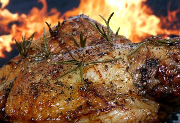 Hovězí steak s bylinkami naslano