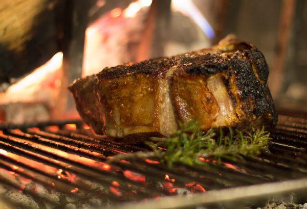Hovězí steak se semínky