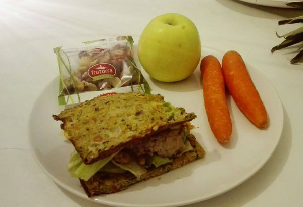 Hovězí sandwich