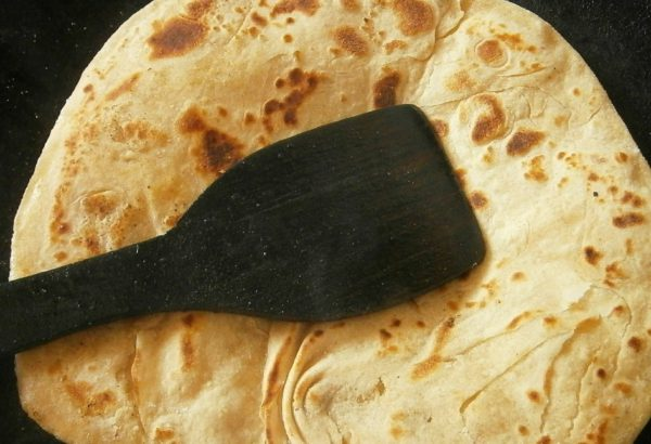 Indické placky – Chapati