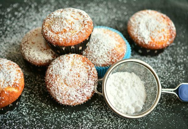 Koblihové muffiny