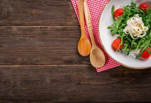 Bylinkový salát