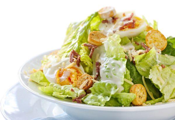 Salát se zelím