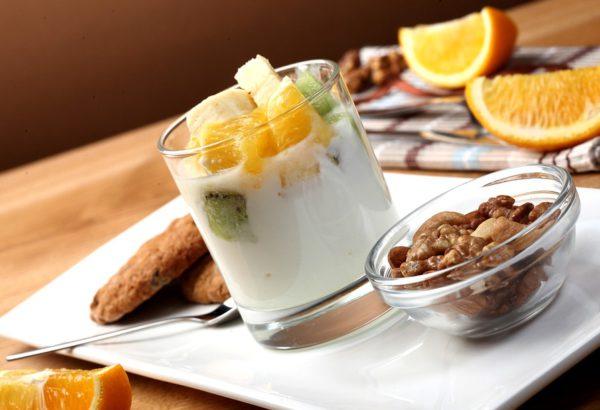 Jogurtová svačinka