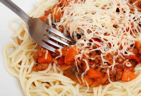 Boloňská omáčka na špagety