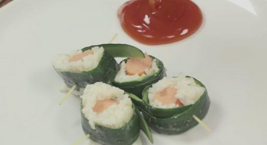 Levné sushi po Česku