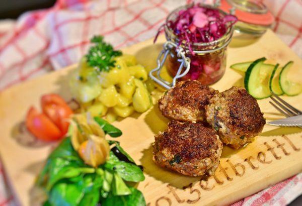 Mleté maso se zeleninou