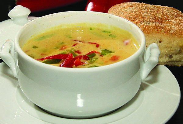 Ovesná polévka
