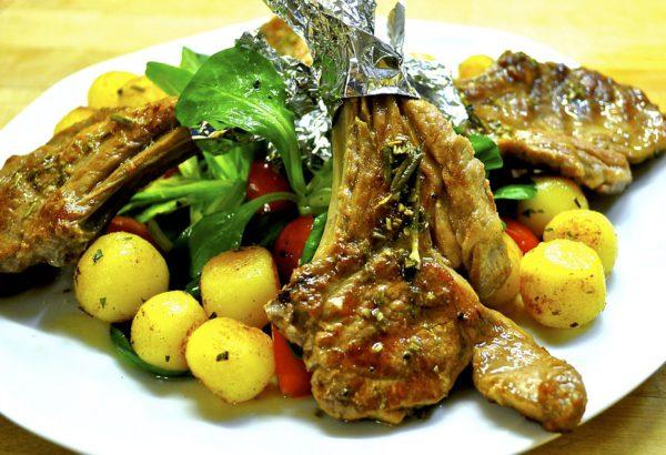 Vepřové maso po Srbsku