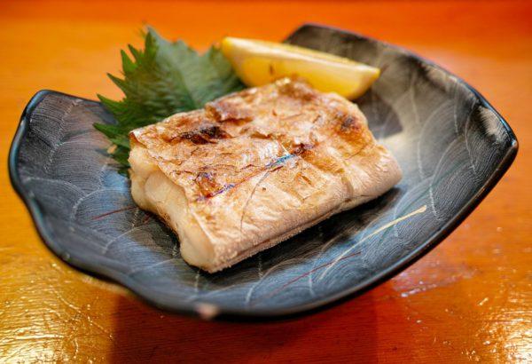Pečené ryby marinované