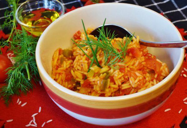 Rýže po bulharsku