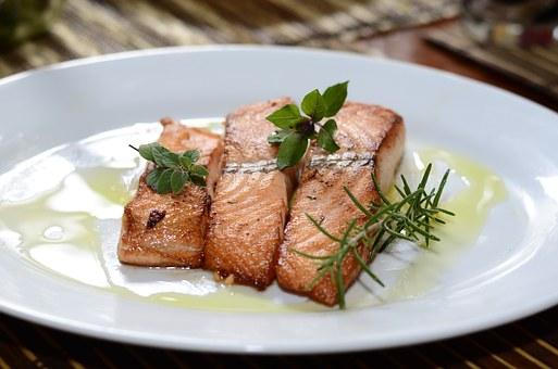 Ryba s vínovou omáčkou