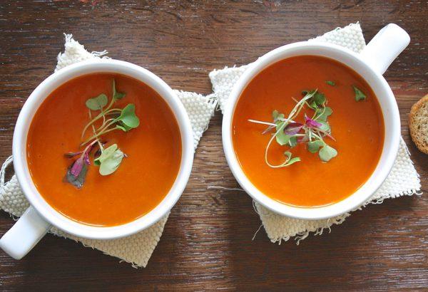 Sedlácka dršťková polévka