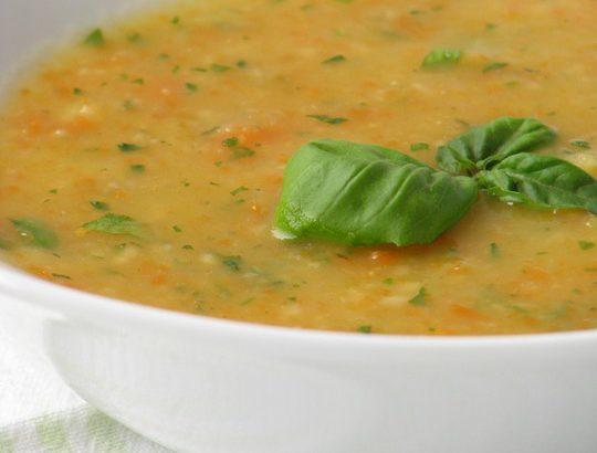 Skopová polévka s kapustou