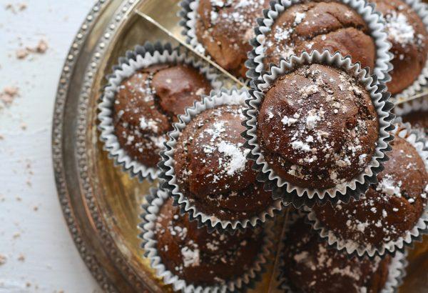 Kakaové ořechové šuhajdy